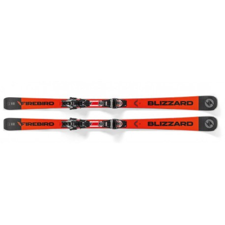 Blizzard Firebird Ti 160 cm + Marker TPC 10
