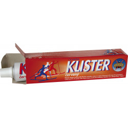 SKIVO Tekutý vosk Klister červený